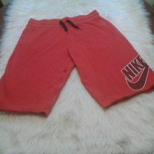 Men's XL Nike sweatshorts $ 15.00 # 1174